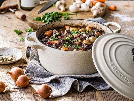 The story behind the classic French dish boeuf bourguignon