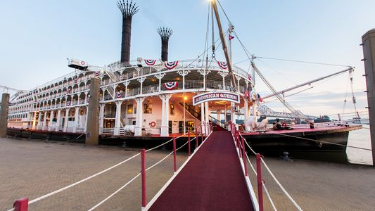 Sailing the storied waters of the Mississippi, from New Orleans to Natchez