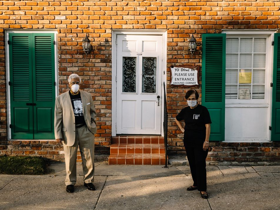 On the trail of civil rights in Louisiana