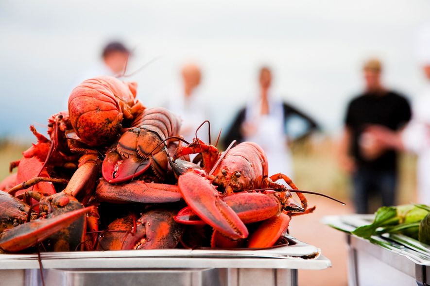 The Fall Flavours Festival in bountiful Prince Edward Island – known as Canada's Food Island - ...