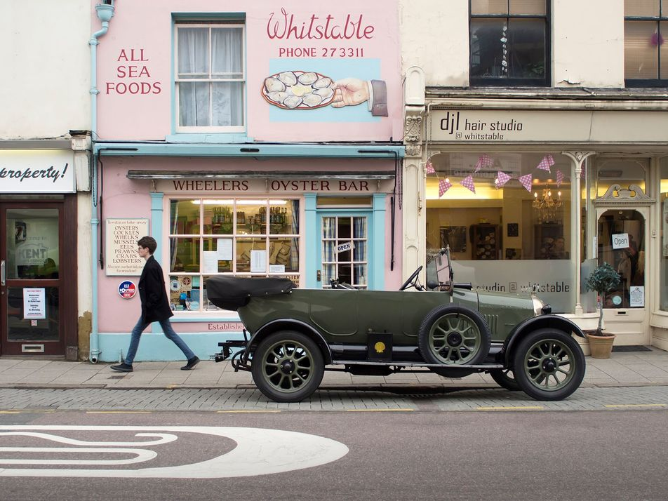 Where to eat in Whitstable, Kent