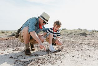Dinosaur Provincial Park is a UNESCO World Heritage Site located 90 minutes east of Calgary.