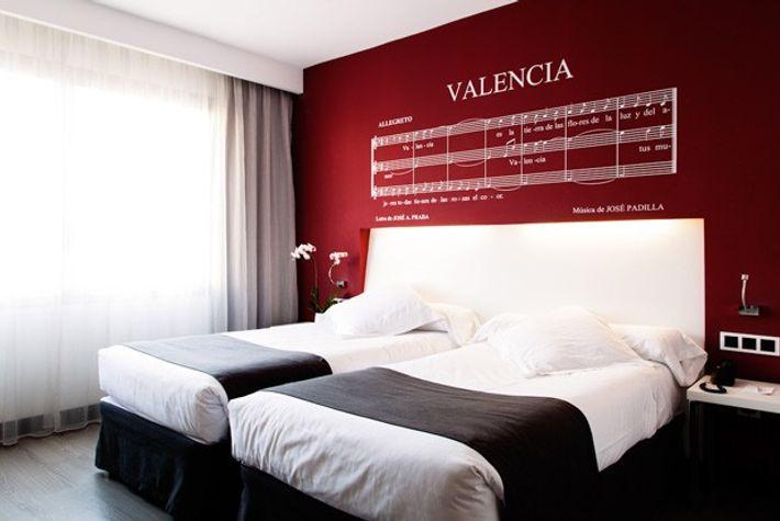 Hotel Dimar, Valencia.