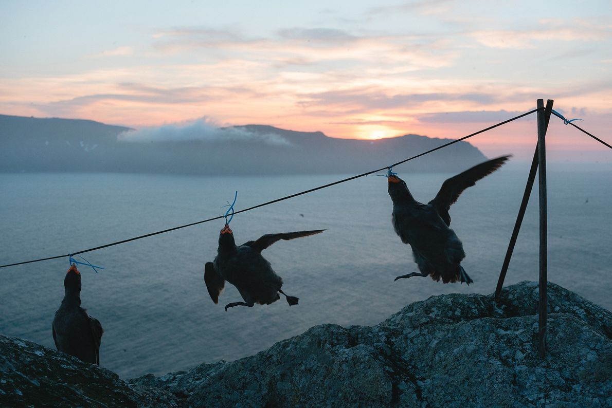 Little Diomede is one of the few places in the U.S. where people (natives only) are ...