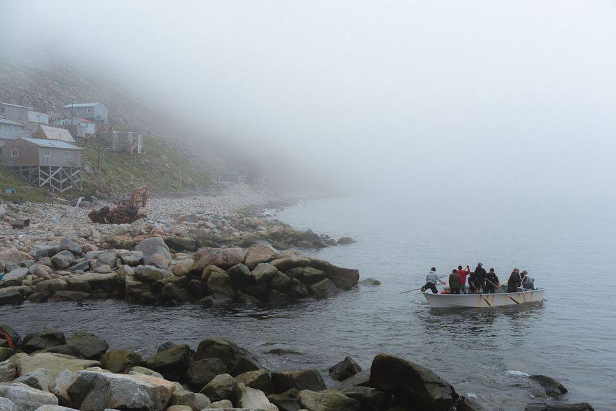 Climate change batters this Arctic island—can the community cope? - 1