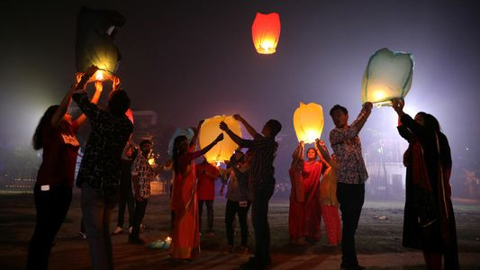 Diwali is India's most important holiday—and a celebration of good over evil