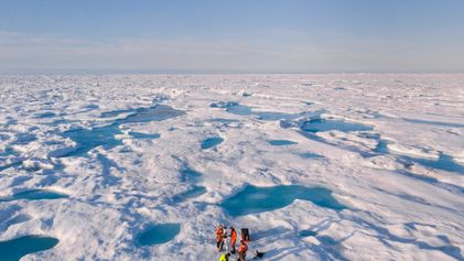 Why is an ocean current critical to world weather losing steam? Scientists search the Arctic for ...