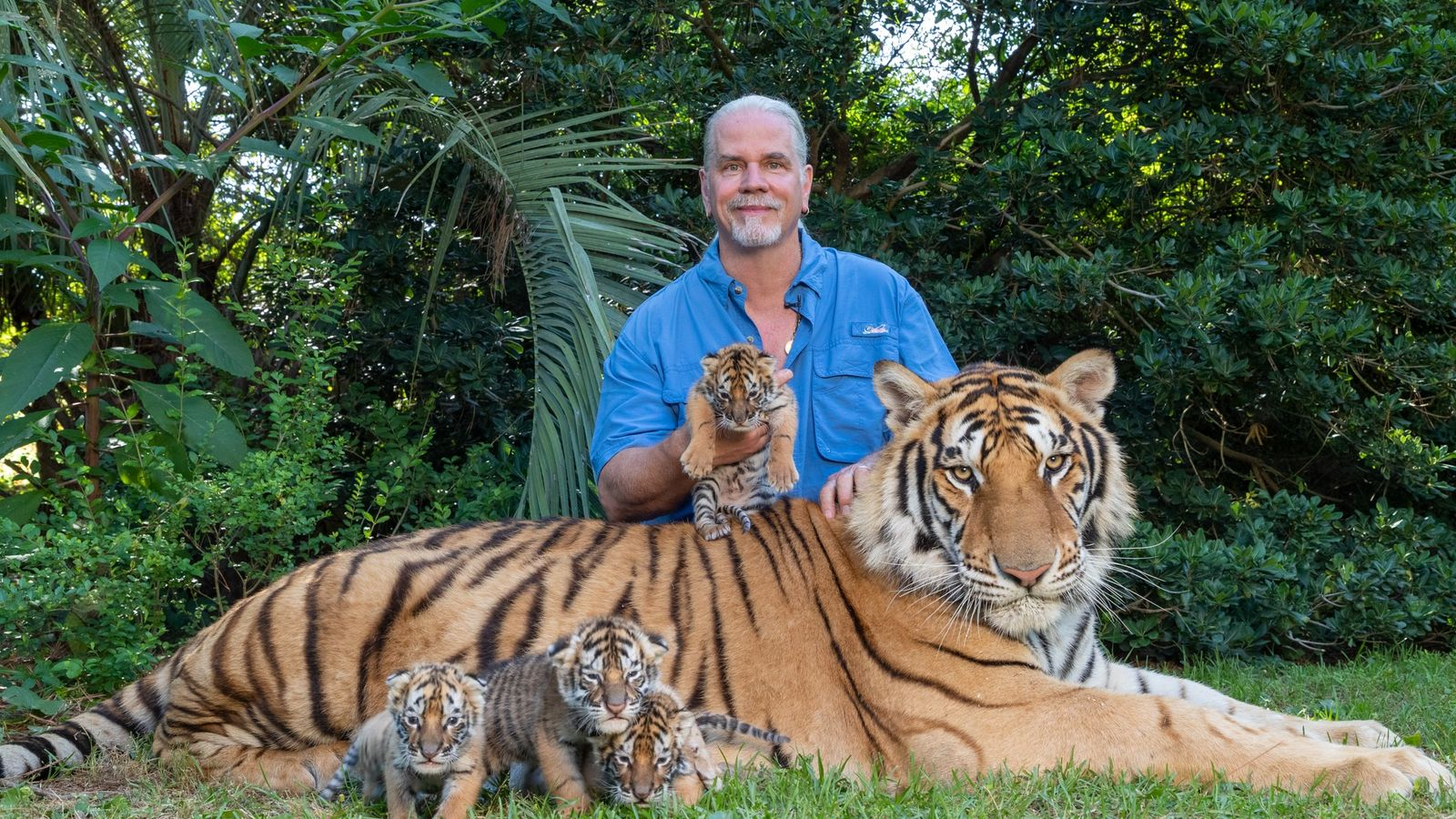 'Tiger King' star Doc Antle charged with wildlife ...