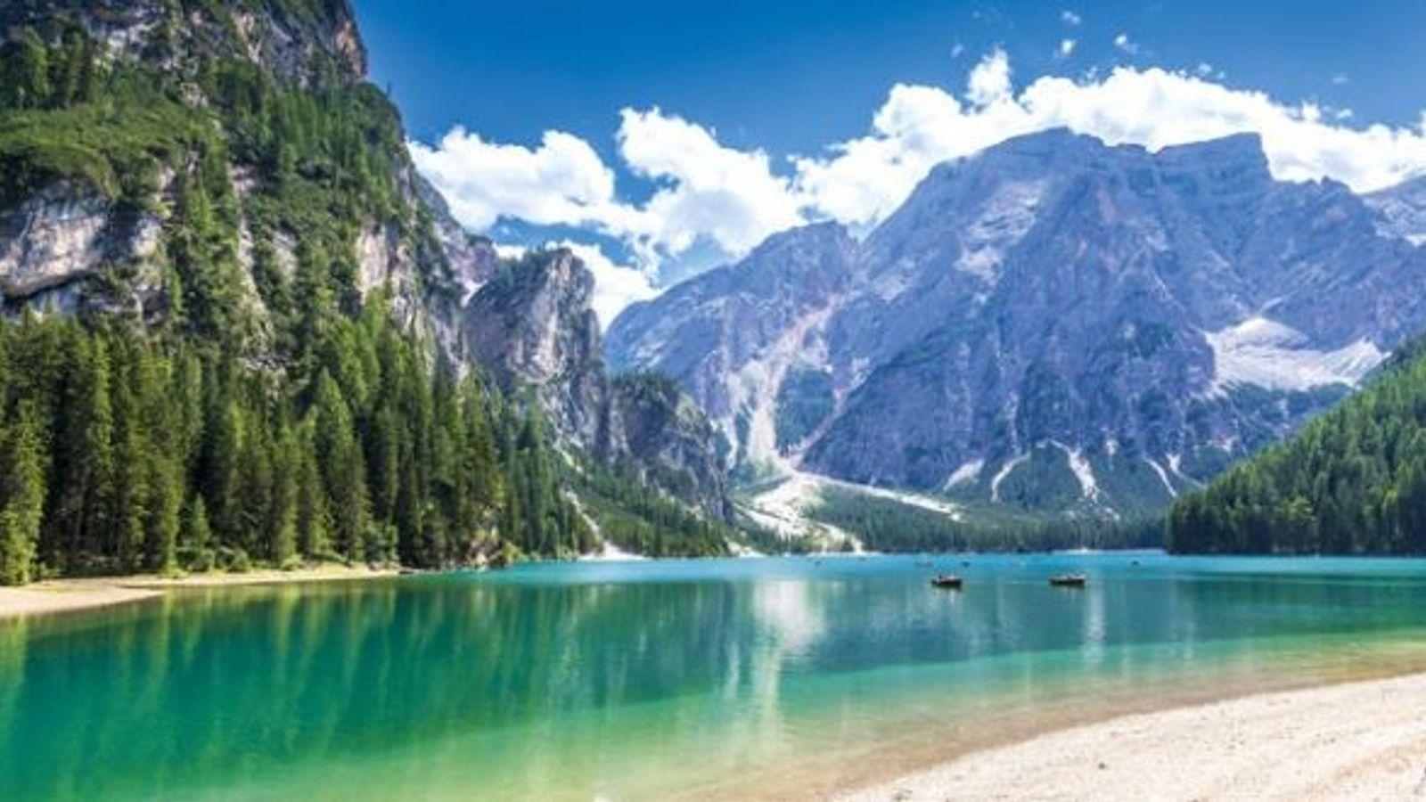 South Tyrol, Dolomites.