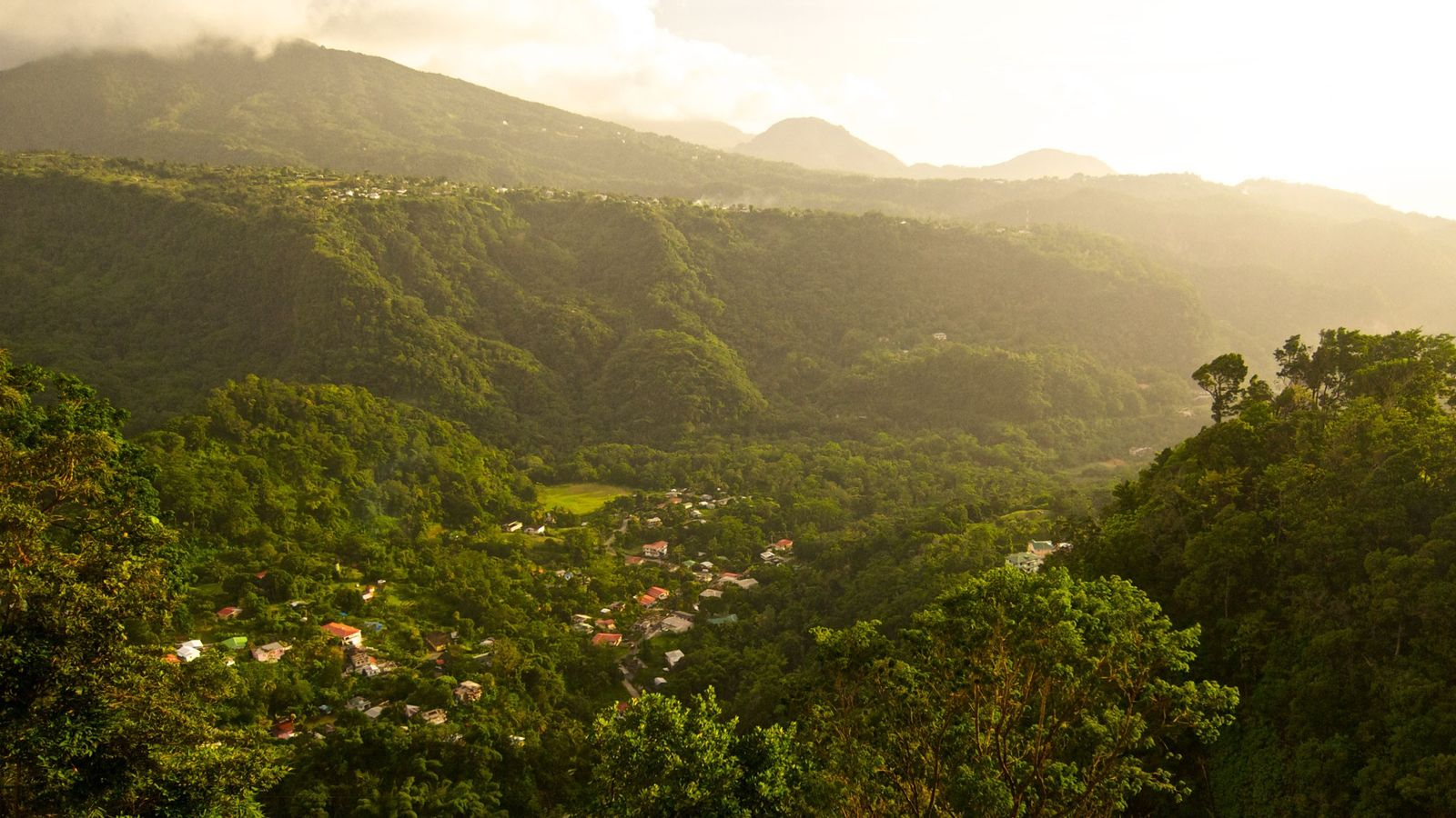 In an address to the U.N. last year, Dominica's prime minister said the country planned to ...