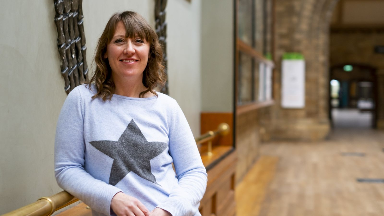 """""""It's incredibly competitive just to get onto a PhD programme in palaeontology, let alone get postdocs, ..."""