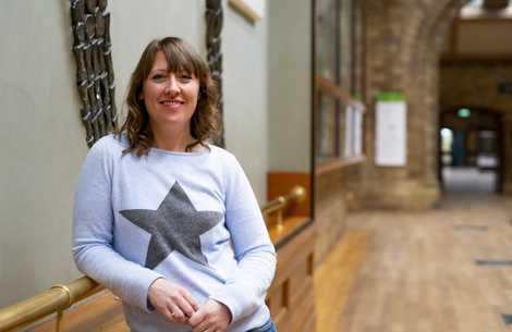 Women of Impact: Susannah Maidment, Palaeontologist