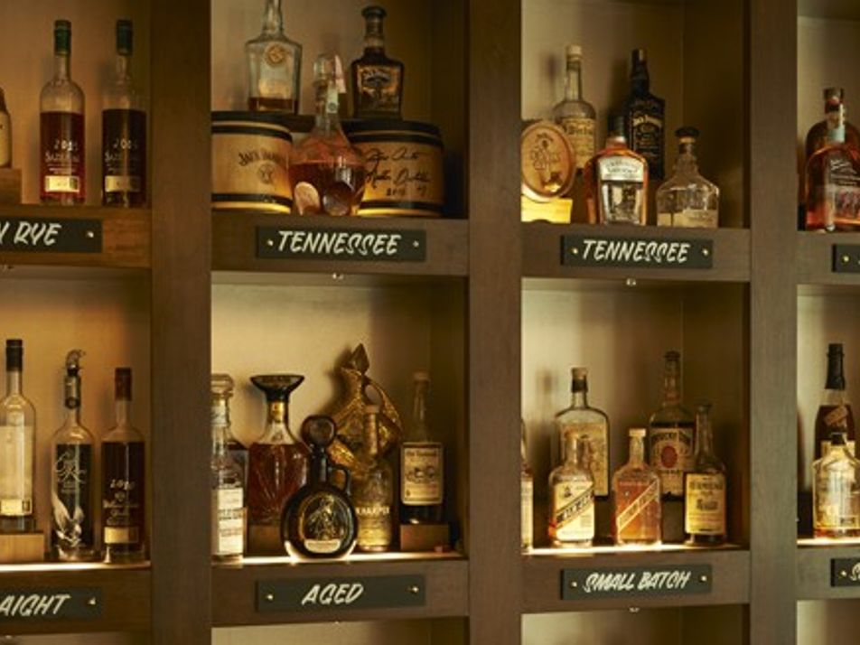 The rise of bourbon