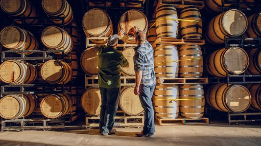 The return of rye whiskey, the drink of pre-prohibition USA