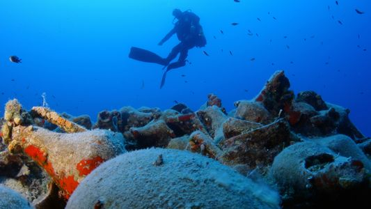 Five of the best diving locations in Greece