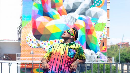 From my city to yours: muralist Okuda San Miguel on the best of Madrid's art scene
