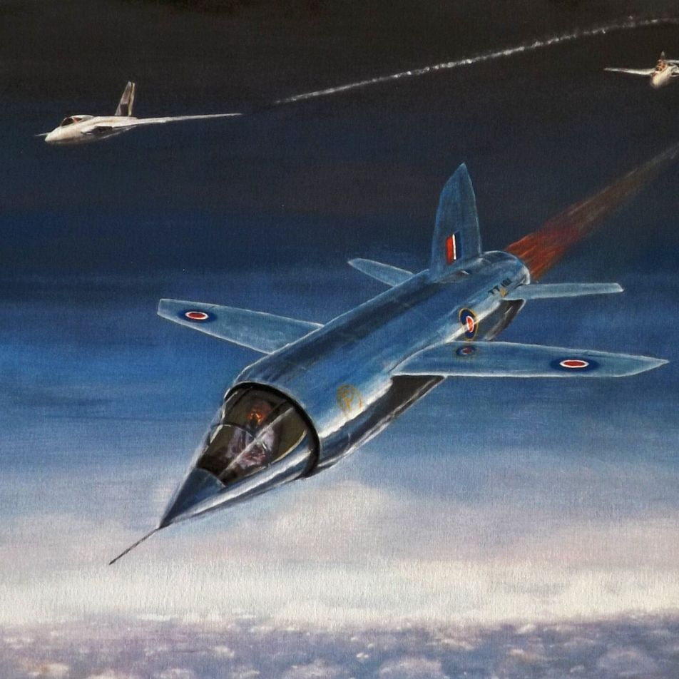 Bullet planes, fatal crashes – and the top secret British project to break the sound barrier ...