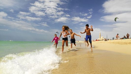 Family fun in Dubai: Outdoors and adventure