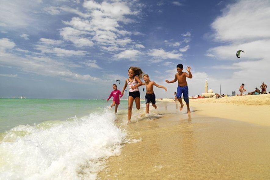 Family fun in Dubai: Outdoors and adventure