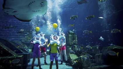 Family fun in Dubai: Sports and adrenaline