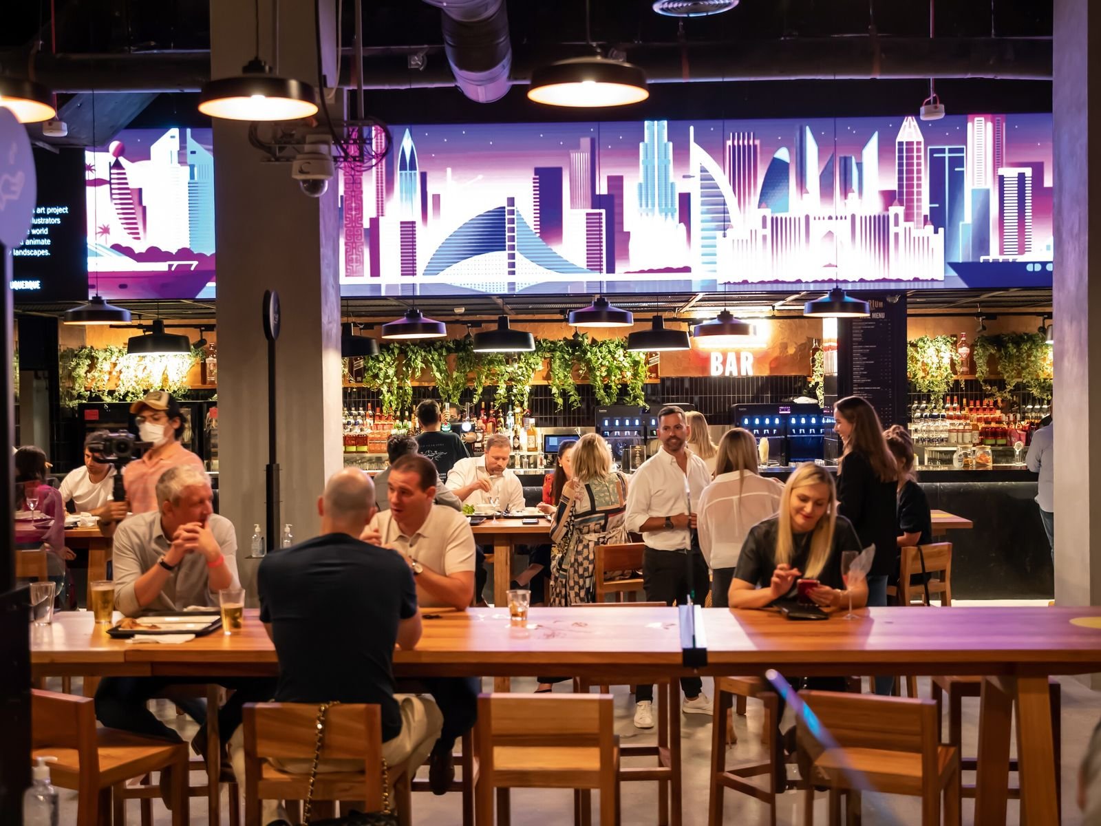 Time Out Market Dubai brings together 17 of the city's best homegrown food businesses, handpicked for ...