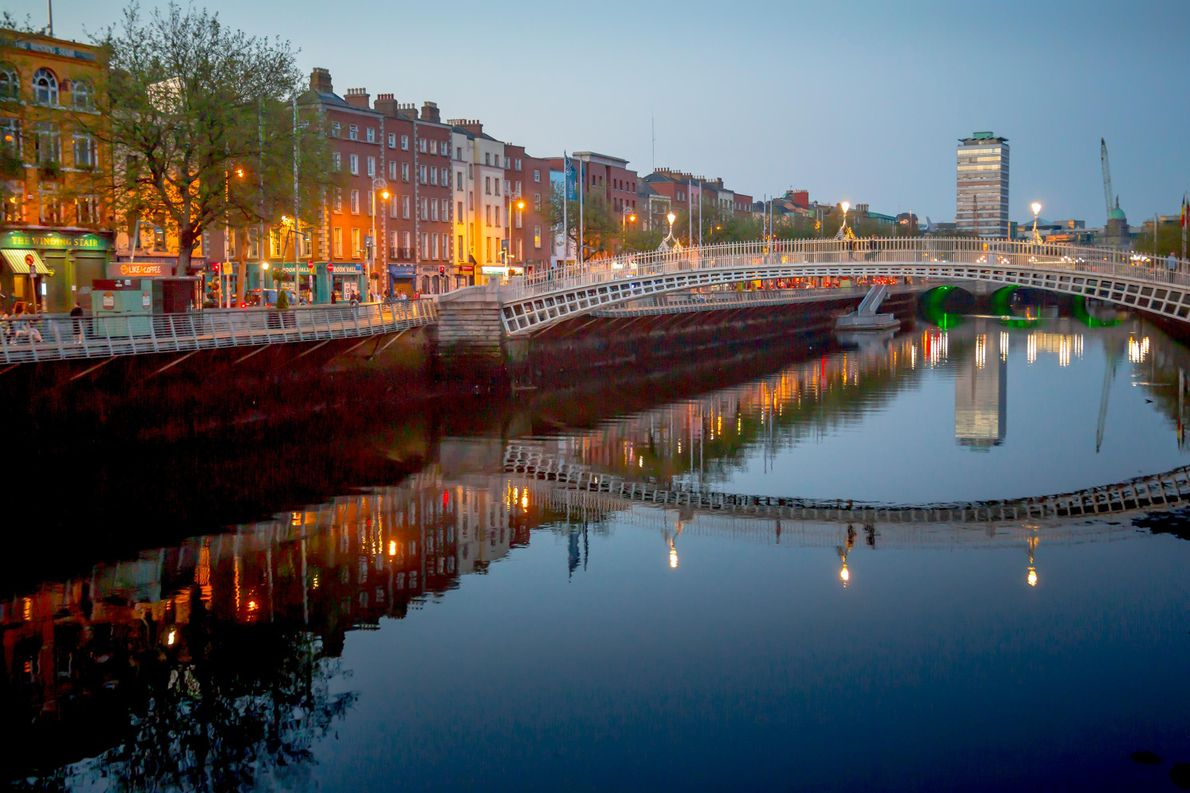 DUBLIN, IRELAND Drinking in history, the Irish capital is home to a medieval castle, cobblestone streets, and …