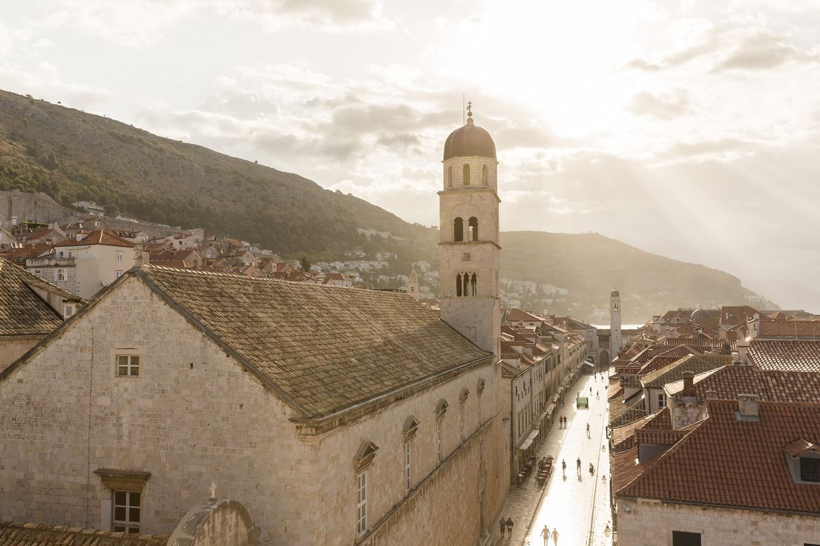 Photographic Guide to Dubrovnik
