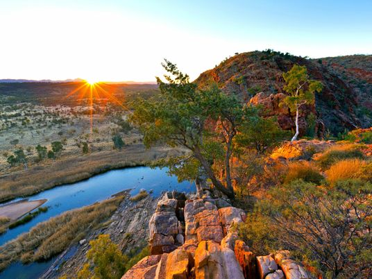 What to do in and around Darwin and Alice Springs, in Australia's Northern Territory