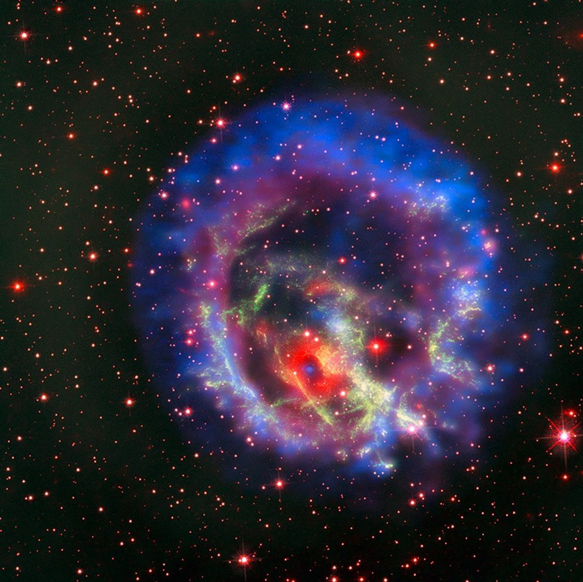 Astronomers may have finally seen a star become a black hole