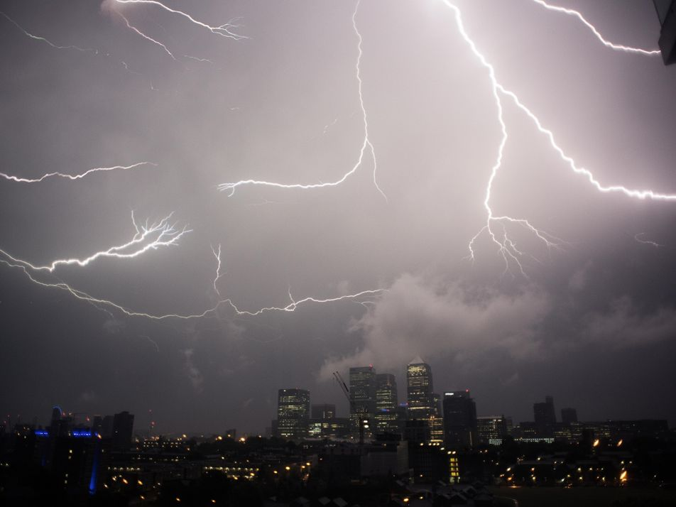Predicting the unpredictable: inside the nerve centre of the UK's weather forecasts