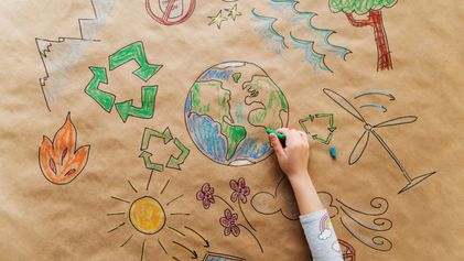 Helping kids deal with climate anxiety
