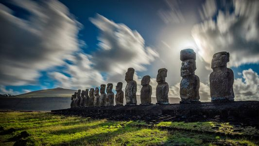 7 Ancient Sites Some People Think Were Built by Aliens