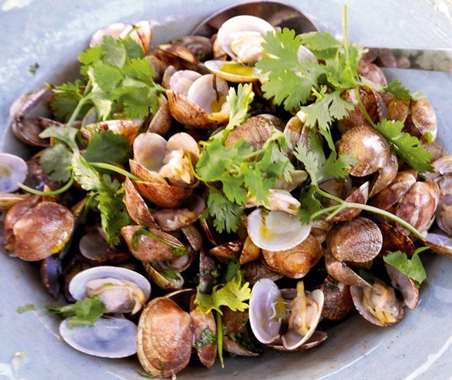 Food from eastern Algarve.