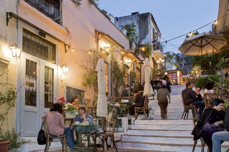 Eat: Athens