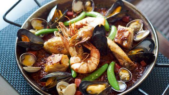 Macau fish stew