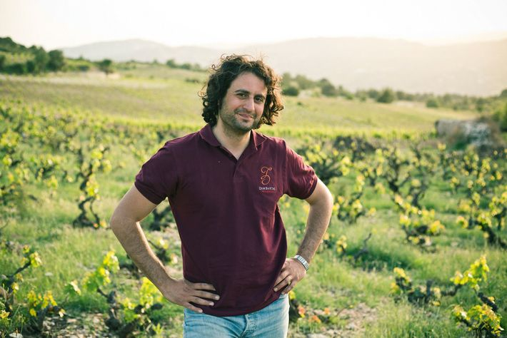 Marcos Zambartas is the owner of Zambartas Wineries, a small winery which makes a remarkable number of good ...