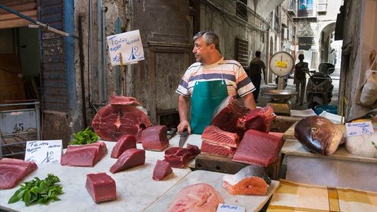 Eat: Sicily