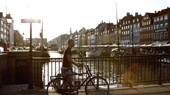 Nyhavn Canal.
