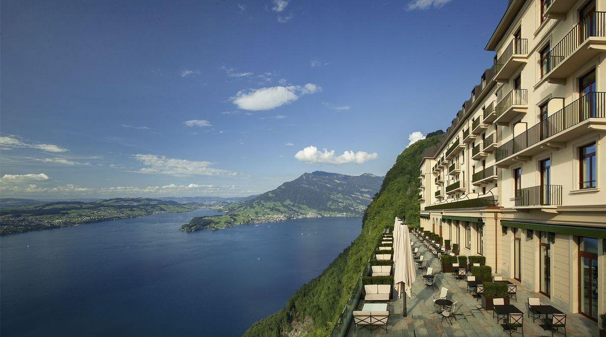 Eat and stay in RitzCoffier, Switzerland