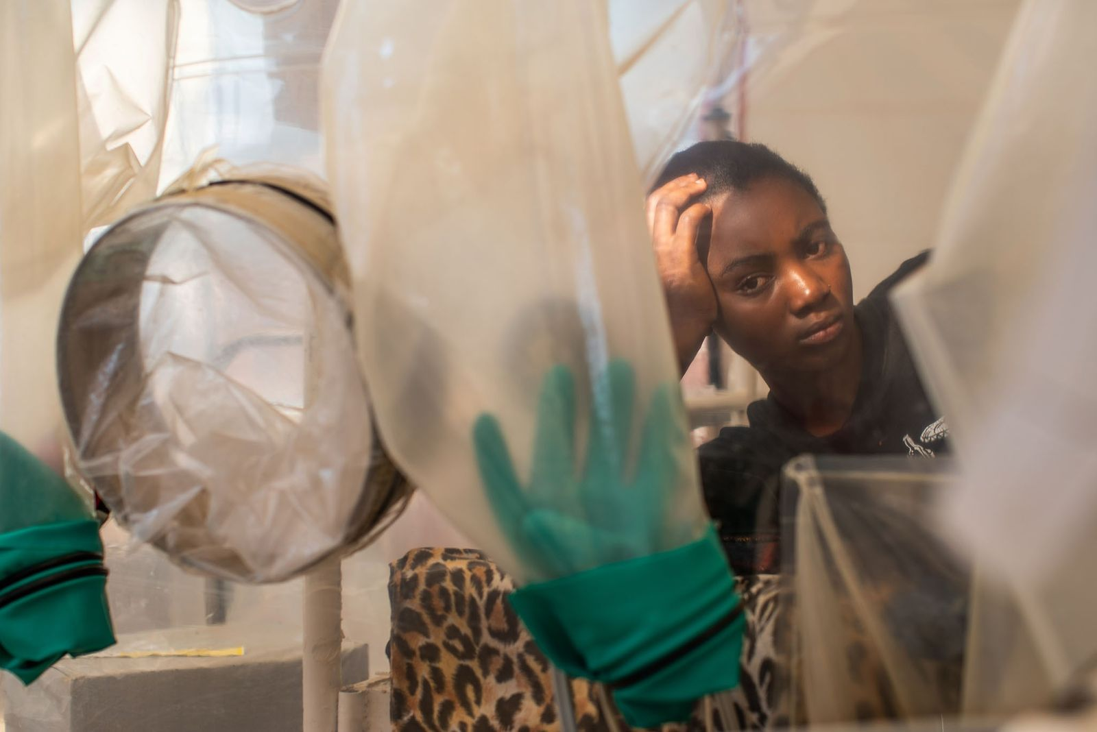 Life amid an Ebola outbreak: Combating mistrust—and saving lives