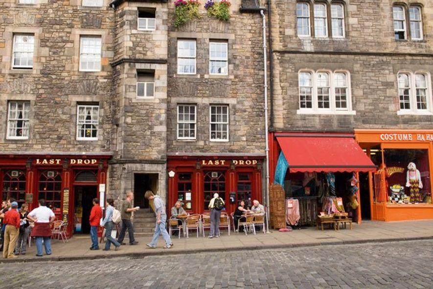 Eat: Edinburgh