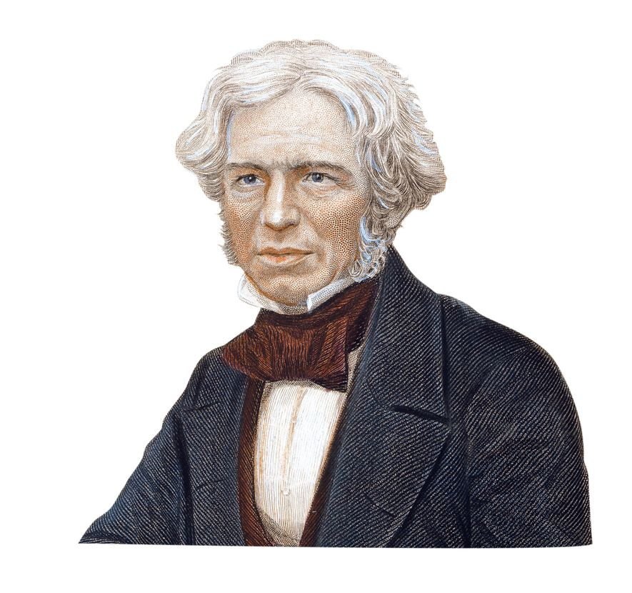Michael Faraday, 19th-century English chemist, physicist, and inventor.