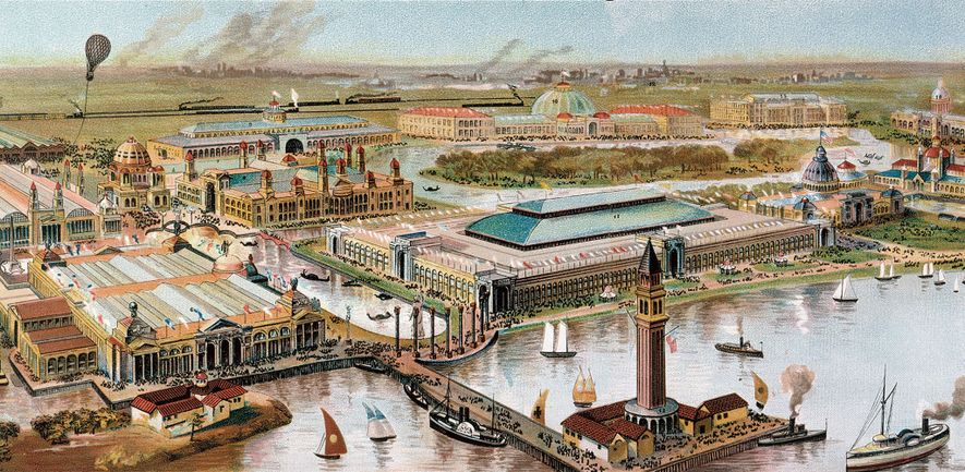 The World's Columbian Exposition took place in Chicago in 1893. Spectators from all over the country ...