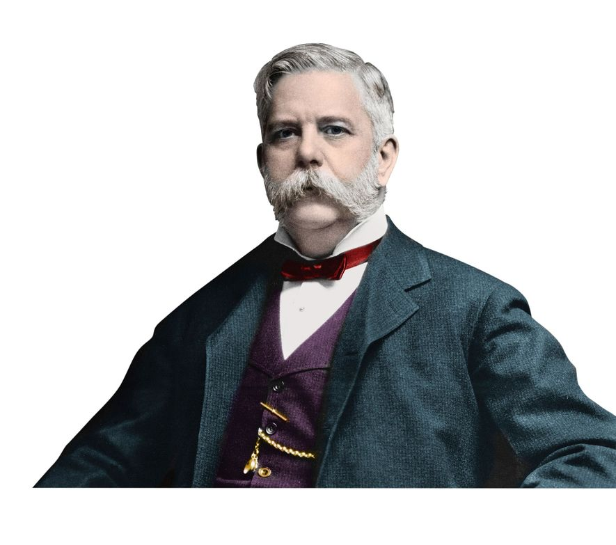 Born in New York in 1846, George Westinghouse was a lifelong entrepreneur and inventor, transforming the ...