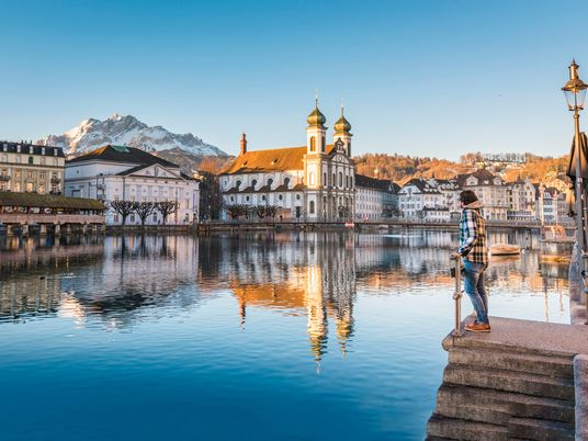 From Lucerne to Lugano, take the slow train in Switzerland