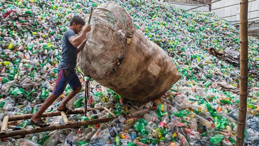 Why We're Giving Up the Plastic Wrapper Around Our Magazine