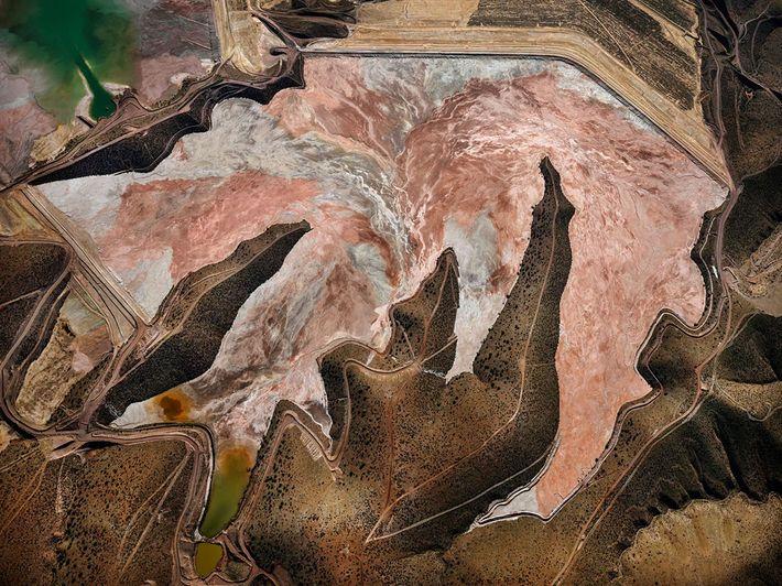 Morenci Mine #1. Clifton, Arizona