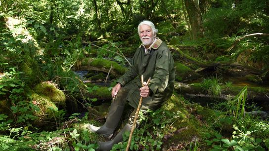 Robin Hanbury-Tenison is the subject of the BBC documentary Survival: To the Brink and Back, which ...