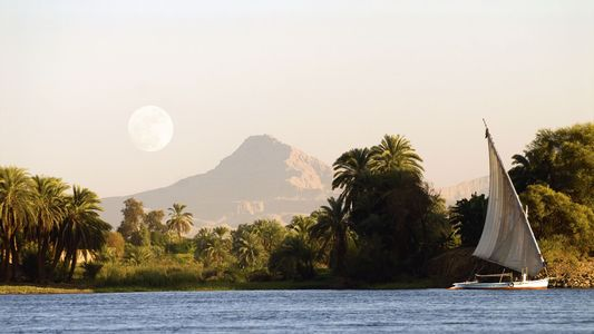 Life on the longest river: sailing 140 miles along the Nile