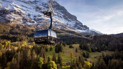 The Swiss mountain that's changing forever